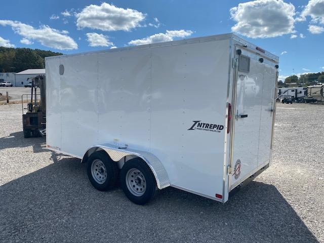 2021 Homesteader Inc. 714IT Enclosed Cargo Trailer