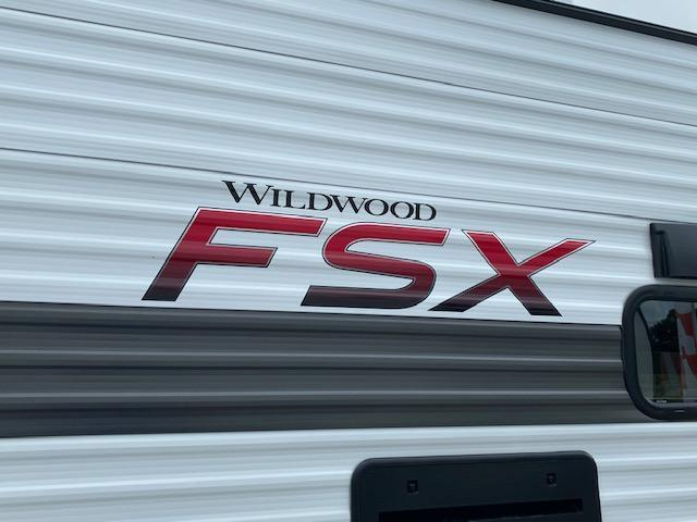 2021 Wildwood FSX 260RT Toy Hauler Travel Trailer
