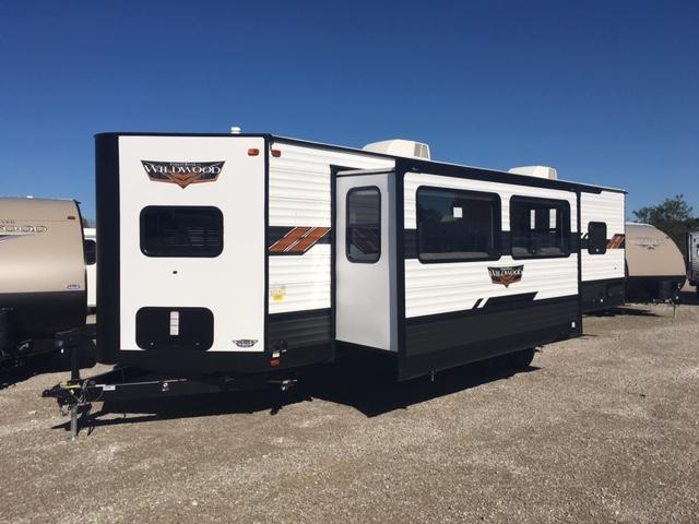 2020 Forest River Inc. Wildwood 28FKV Travel Trailer RV