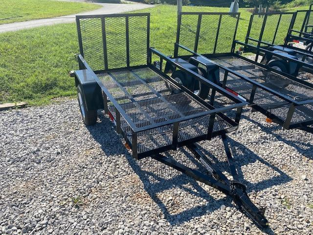 2020 Anderson Manufacturing EC408LS Utility Trailer
