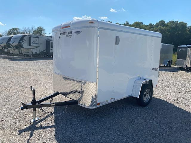 2021 Homesteader Inc. 610CS Enclosed Cargo Trailer