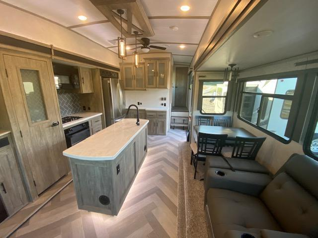 2021 Forest River RV Heritage Glen 34RL Fifth Wheel Camper