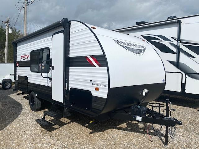 2021 Forest River Inc. Wildwood FSX 179DBK Travel Trailer RV
