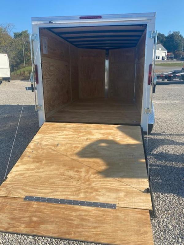 2021 Homesteader Inc. 712IT Enclosed Cargo Trailer
