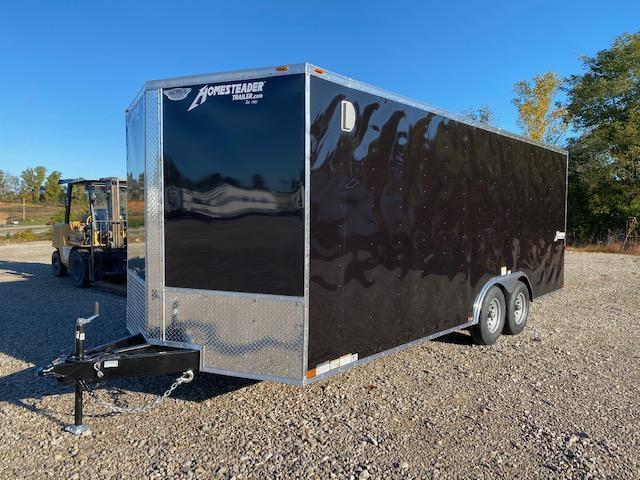 2021 Homesteader Inc. 820IT Enclosed Cargo Trailer