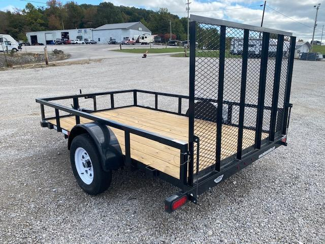 2020 Anderson Manufacturing LS610 Utility Trailer