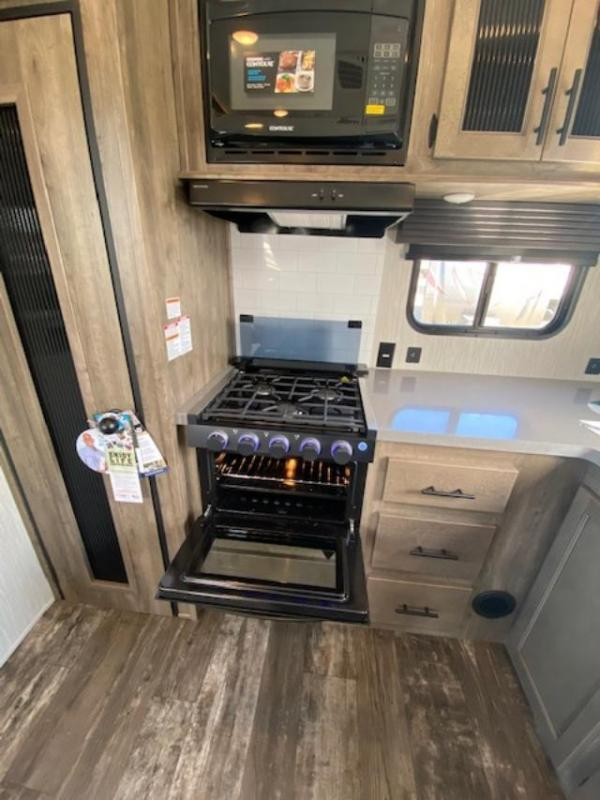 2021 Forest River Inc. Sabre 37FBT Fifth Wheel Campers RV
