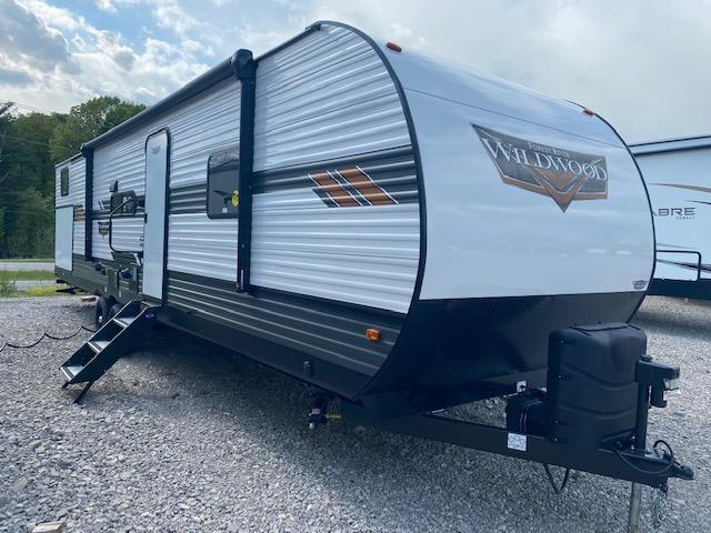 2021 Wildwood 33TS Travel Trailer