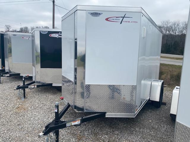 2021 Cross Trailers 610SA Enclosed Cargo Trailer