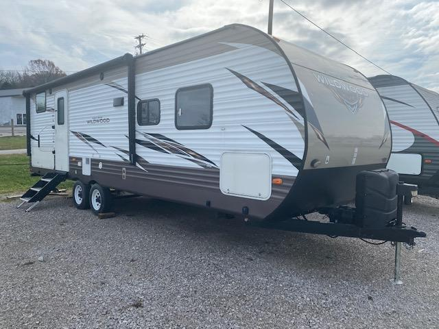 2018 Wildwood 27DBK Travel Trailer