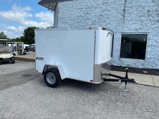 2021 Homesteader 508FS Enclosed Cargo Trailer