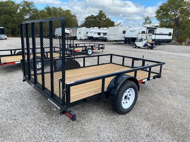 2021 Anderson Manufacturing LS610 Utility Trailer