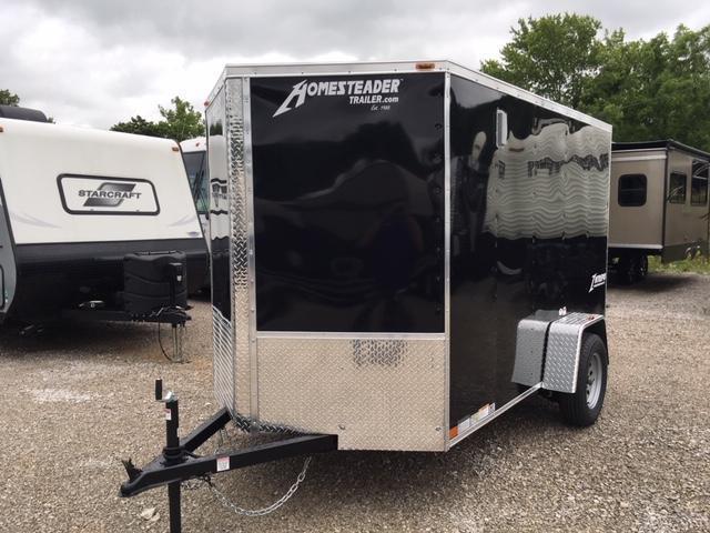 2021 Homesteader Inc. 610IS Enclosed Cargo Trailer