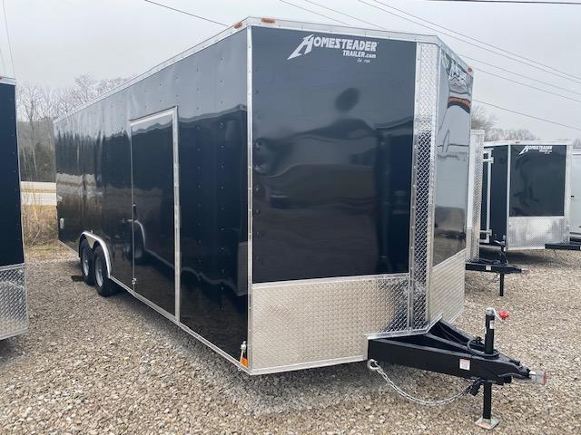 2021 Homesteader Inc. 824IT Enclosed Cargo Trailer