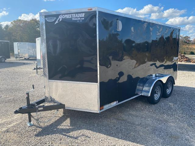 2021 Homesteader Inc. 714IT Enclosed Cargo Trailer