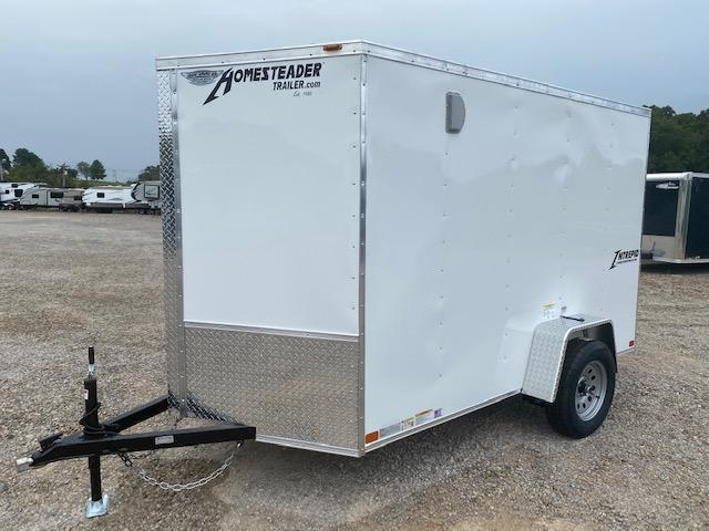 2021 Homesteader Inc. 610IS Enclosed Cargo Trailer