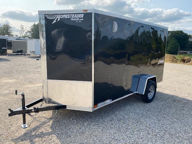2021 Homesteader Inc. 612IS Enclosed Cargo Trailer