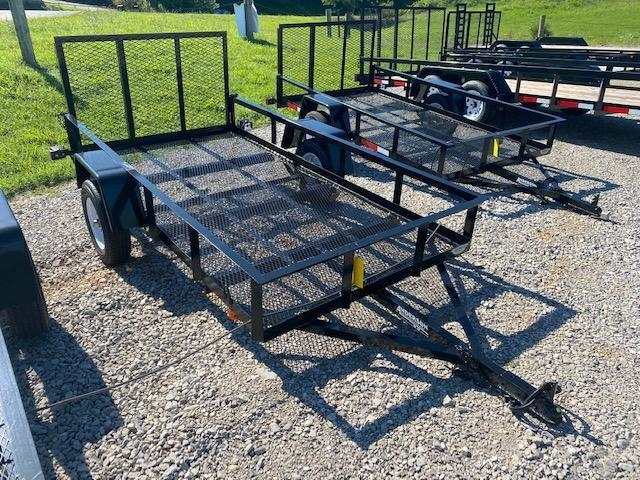 2020 Anderson Manufacturing EC510LS Utility Trailer