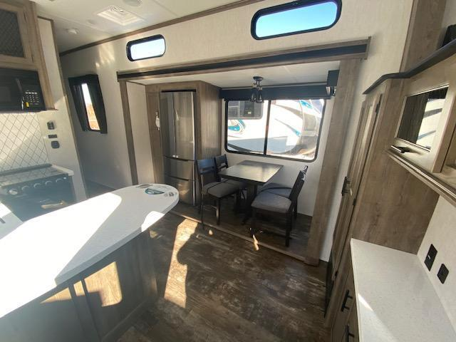 2021 Forest River Inc. Sabre 37FLL Fifth Wheel Campers R