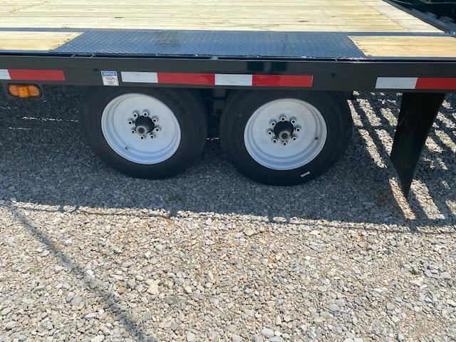 2021 Anderson Manufacturing G8258TW 8FT 6IN WIDE X 20FT+5FT Trailers