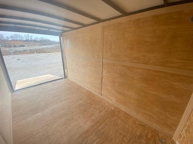 2022 Homesteader Inc. 714IT Enclosed Cargo Trailer