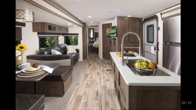2019 Heritage Glen 300BH Travel Trailer