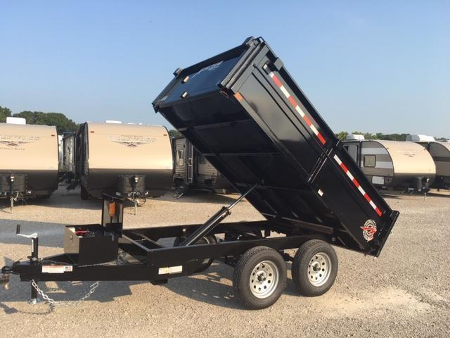 2021 Homesteader Inc. 610LB Dump Trailer