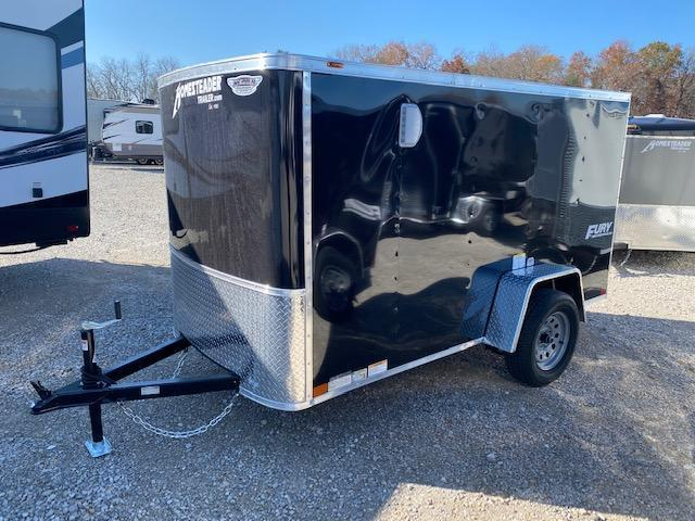 2021 Homesteader 510FS Enclosed Cargo Trailer