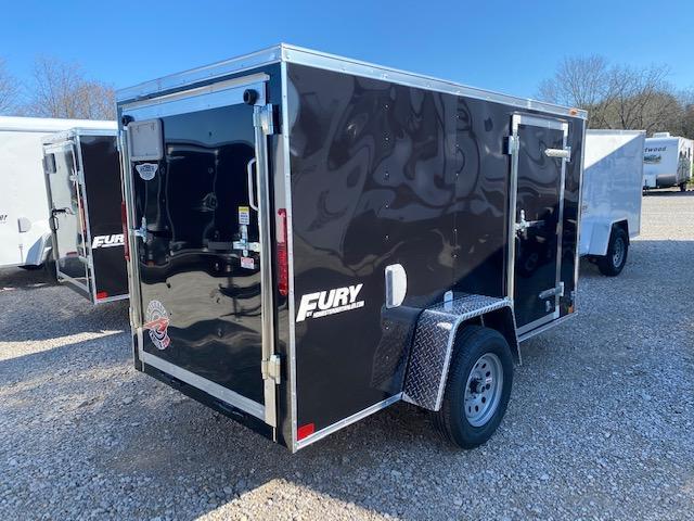 2021 Homesteader 510FS Enclosed Cargo Trailer