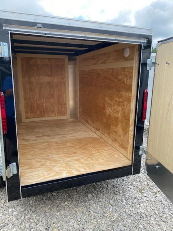 2021 Homesteader 508FS Enclosed Cargo Trailer