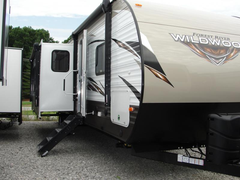 2019 Wildwood 32BHI Travel Trailer