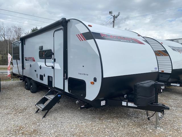 2021 Forest River Inc. WildWood FSX 280RTX Toy Hauler
