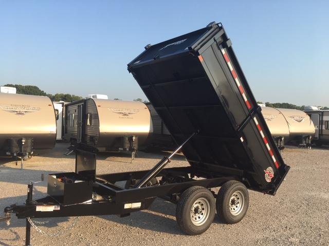 2021 Homesteader Inc. 610MB Dump Trailer