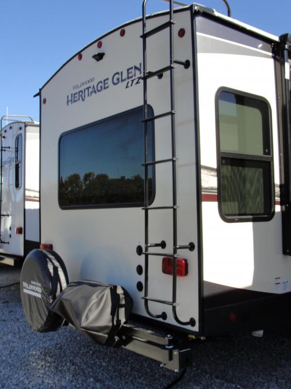 2019 Heritage Glen 272RL Travel Trailer