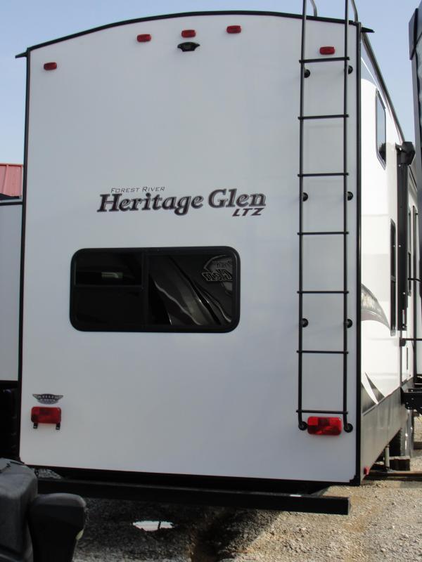 2019 Heritage Glen WBF378FL Travel Trailer
