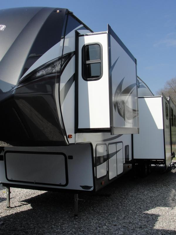 NEW 2018 Heritage Glen 370BL Travel Trailer