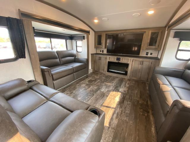2021 Forest River Inc. Sabre 37FLH Fifth Wheel Campers RV