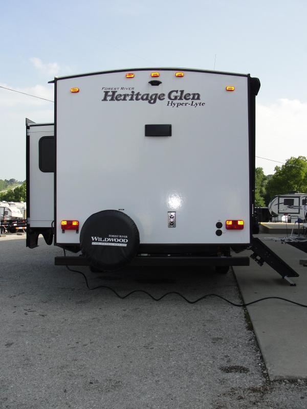 2019 Heritage Glen 24RKHL Travel Trailer