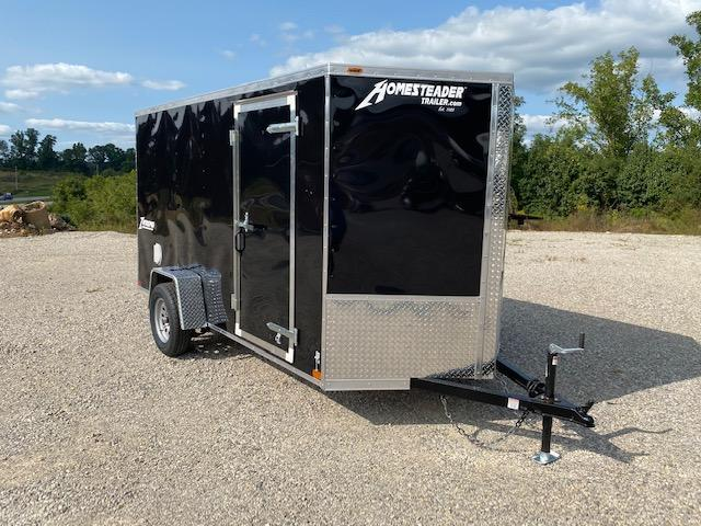 2021 Homesteader Inc. 612IS Enclosed Cargo Trailer
