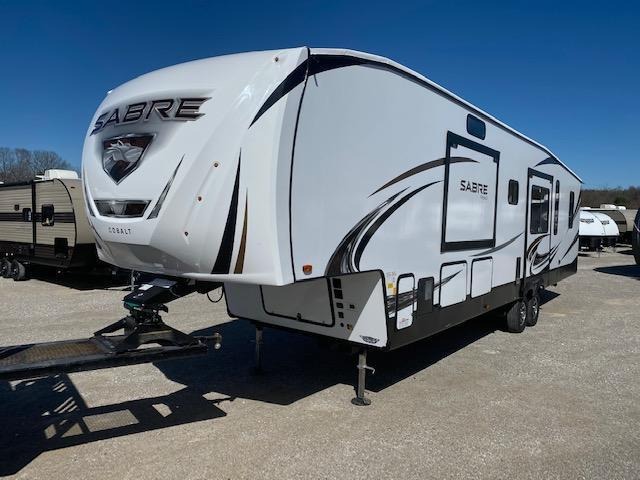 2021 Forest River Inc. Sabre 37FBT Fifth Wheel Campers RV