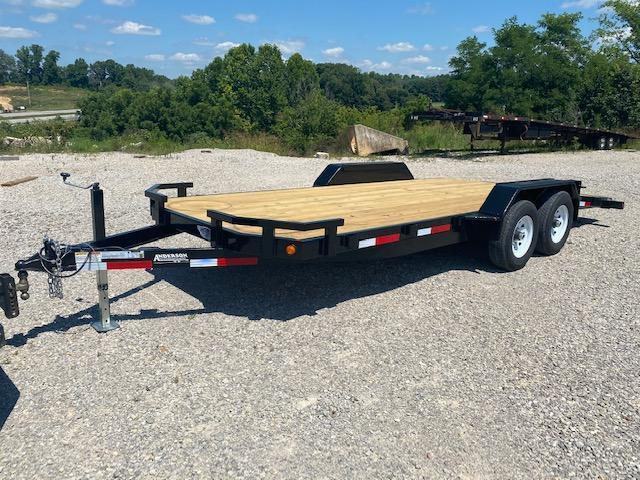 2020 Anderson Manufacturing WC 7X20 Car / Racing Trailer