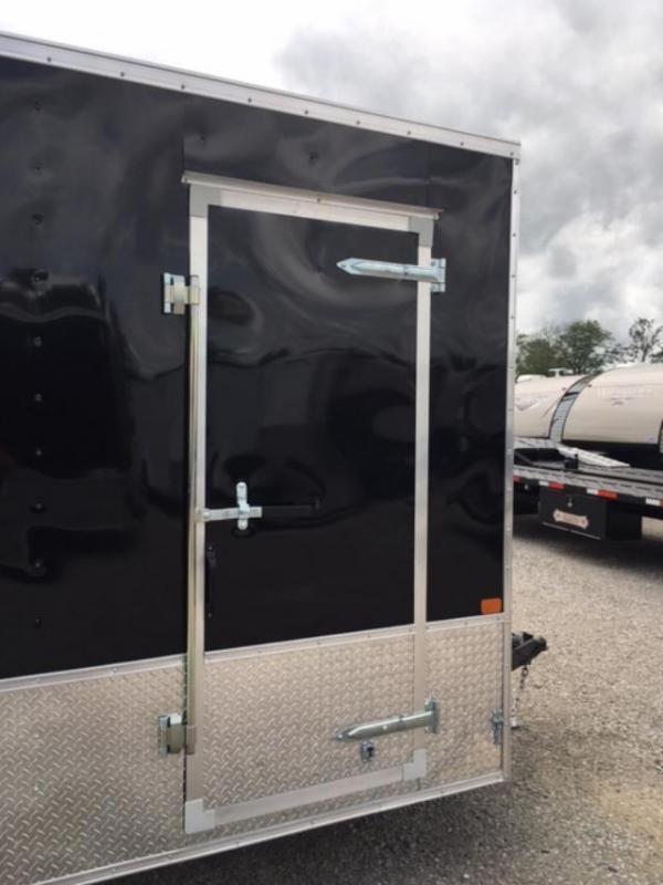2022 Homesteader Inc. 716IT OHV Enclosed Cargo Trailer