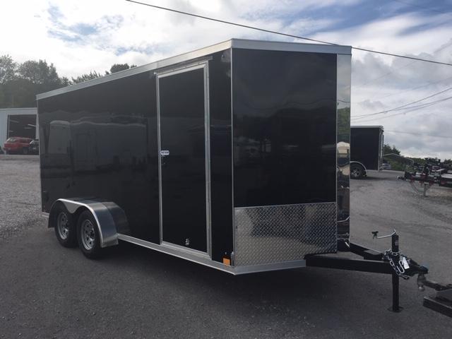 2020 Cross Trailers 716TA-ALPHA Enclosed Cargo Trailer