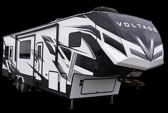 2020 Dutchmen Manufacturing Voltage 3571 Toy Hauler RV