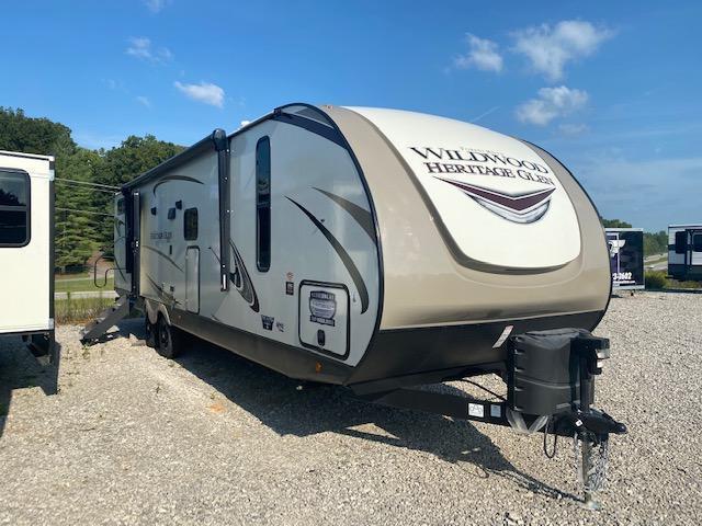 2021 Forest River Inc. Heritage Glen 29XBHL Travel Trailer RV