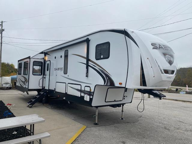 2021 Sabre F36BHQ Travel Trailer