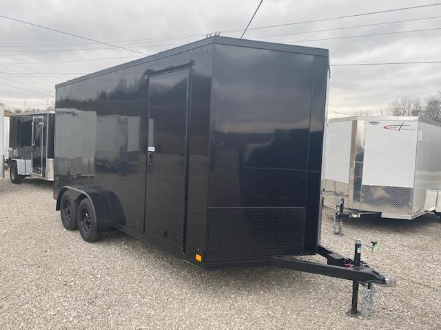 2020 Cross Trailers 716TA-ALPHA Enclosed Cargo Trailer