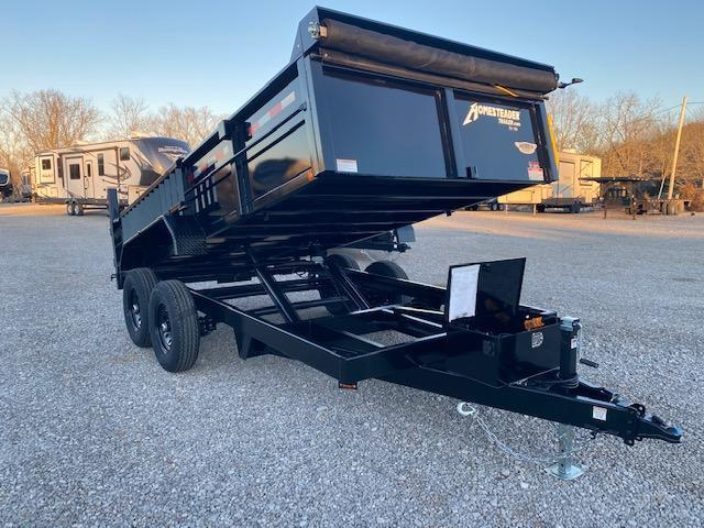 2021 Homesteader Inc. 714HX Dump Trailer