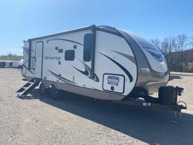 2021 Heritage Glen 22RBHL Travel Trailer