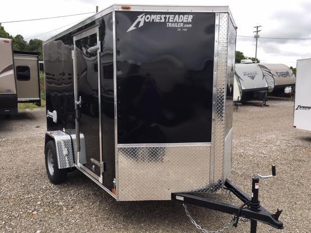 2020 Homesteader Inc. 610IS Enclosed Cargo Trailer